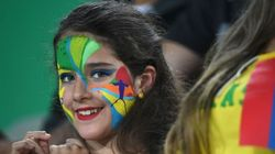 リオオリンピックを熱く応援する女性たち【画像集】