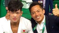 大野将平の金メダル、野村忠宏が讃える「素晴らしい柔道でした」