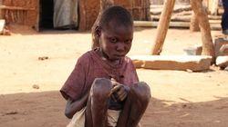 あなたはこの写真に「見て見ぬふり」ができますか 南スーダン難民問題