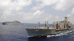 米中海軍のソマリア沖合同演習に注目が集まる理由