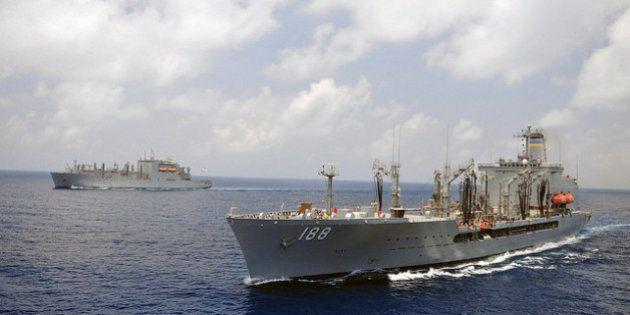 アメリカ・中国海軍のソマリア沖合同演習に注目が集まる理由