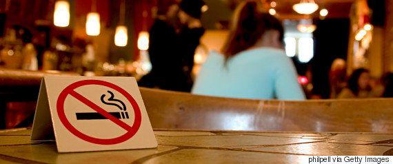 受動喫煙対策まとまらず