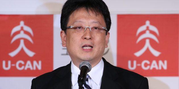 熊本市長の大西一史氏