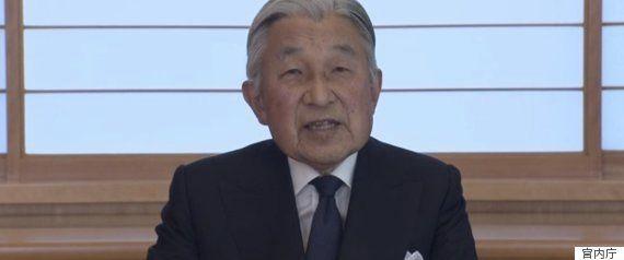 安倍晋三首相「重く受け止める」、天皇陛下の生前退位意向を受けコメント(全文)
