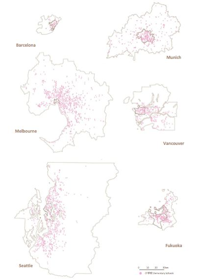 福岡は世界の類似都市とどう違うか 都市の国際競争力向上のためにベンチマークすべき「第3極」都市とは