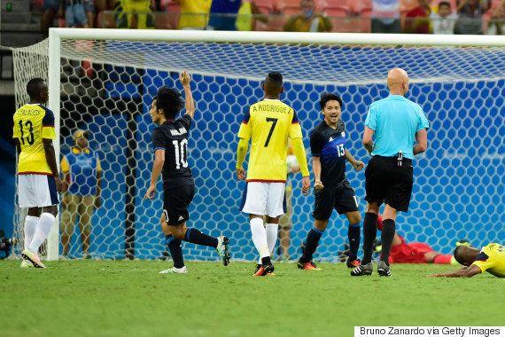 サッカー、第2戦は引き分け 決勝トーナメントの可能性は?【リオオリンピック】