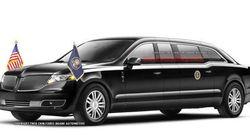 新しいオバマ大統領の専用リムジンを予想! 新型はどんな感じ?
