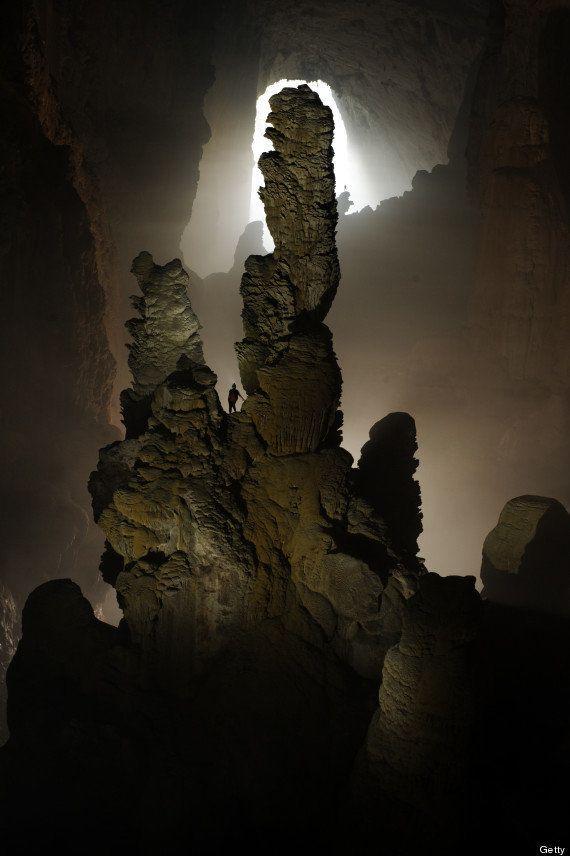 「世界最大の洞窟」初のツアー参加者募集