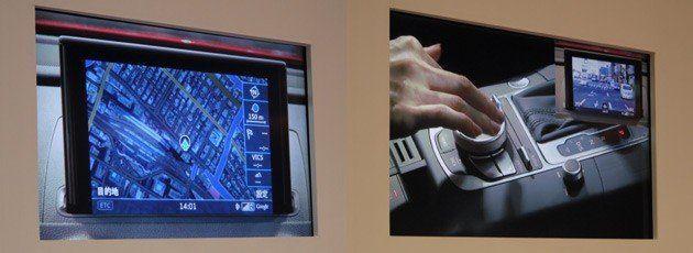 車からインターネットの時代へ 木村佳乃さんがアウディの手書き入力や音声入力を実演デモ