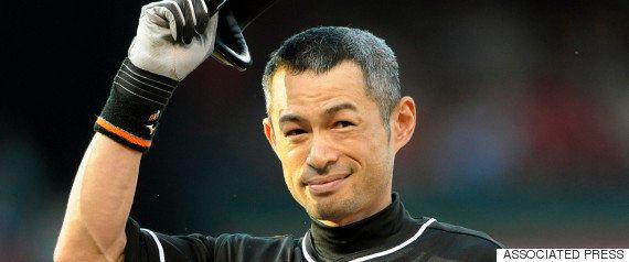 イチロー3000本安打達成 大リーグ史上最速タイ 野球殿堂入り確実に
