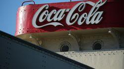 米国コカ・コーラ、大麻の成分が入った飲料を検討