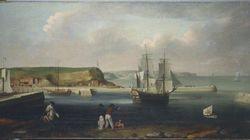 キャプテン・クックのエンデバー号か。アメリカの海中で残骸を発見