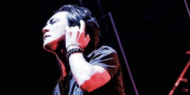 氷室京介、2015年でライブ活動休止