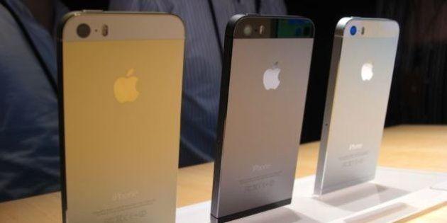 iPhone 5s はどうしたら買える?