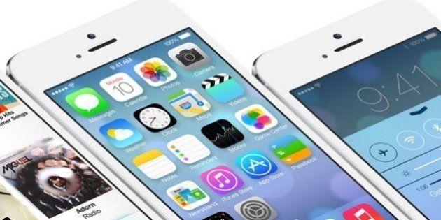 アップル iOS 7提供開始。iPhone 4 / iPad 2以降とiPad mini、iPod