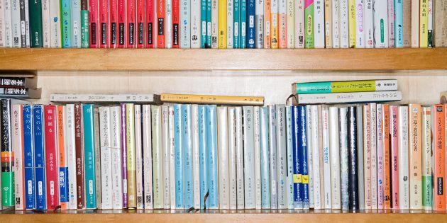 書棚のイメージ写真