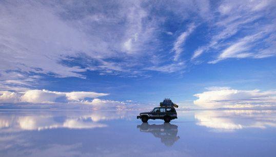ボリビア・ウユニ塩湖の極上の美しさ【画像集】