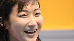 池江璃花子、日本新記録を連発