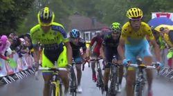 「ヴォージュ山岳3連戦がやって来た!早速、動く総合優勝の行方」ツール・ド・フランス2014 第8ステージ