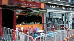 フランス・ルーアンのバーで火災、13人死亡 誕生日ケーキのロウソクが燃え移る?