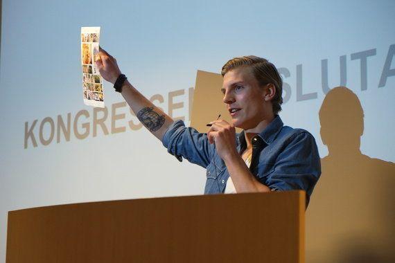 若者はどうすれば政治に影響をあたえることができるのか?スウェーデンの「若者会」の代表に聞いてみた