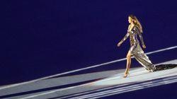 ジゼル・ブンチェン、リオオリンピック開会式で
