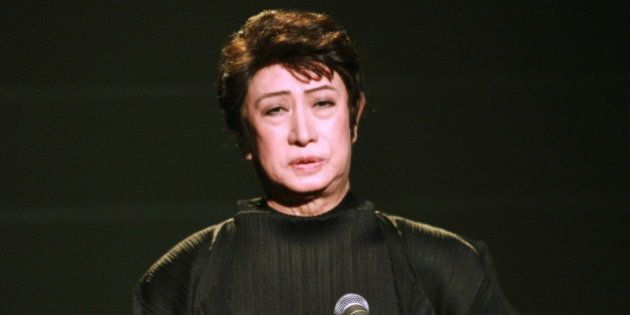 美輪明宏、「ヨイトマケの唄」に込められた思いとは