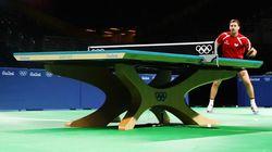 【リオオリンピック】世界の一流選手を支える日本の技術 復興の卓球台からラケット職人まで