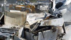 東日本大震災でフロン類が大量に排出されていたことが判明