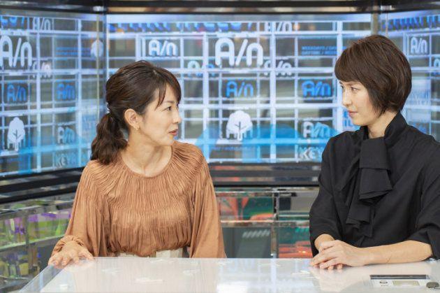 徳永有美アナ×大木優紀アナ 出産と復帰、キャリアを通して変化したニュースとの距離感