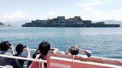 軍艦島など、世界遺産に決定