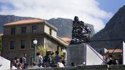 南アフリカでデモに参加し、そして引き下がる。失敗?いいえ!