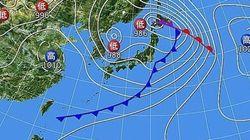 4月18日の天気 東京は7月上旬並みの暑さに、北海道では激しい雨