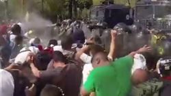 ベネズエラのデモ:学生たちの戦い