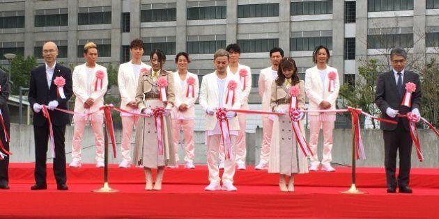 東京拘置所の矯正展、DA