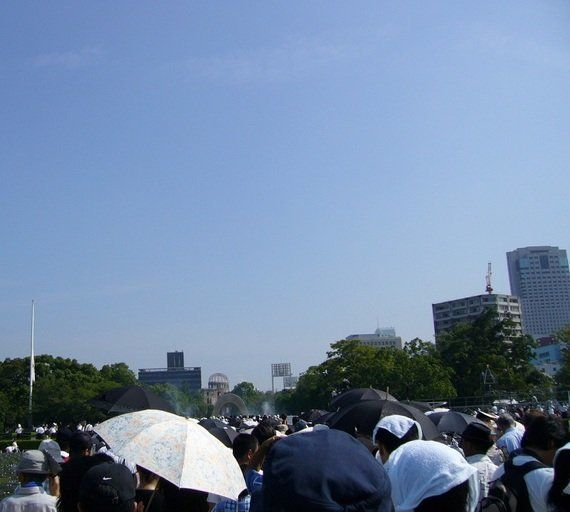 戦後70年目企画 8月6日の広島を歩く-中編-
