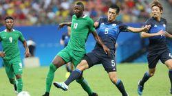 サッカーのナイジェリア代表、日本戦で間違った国歌を流される【リオオリンピック】