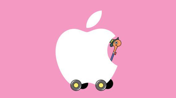 【Apple】カリフォルニア州の路上で自動運転車の試験が許可される