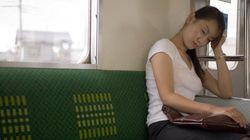 電車で「乗り過ごし」