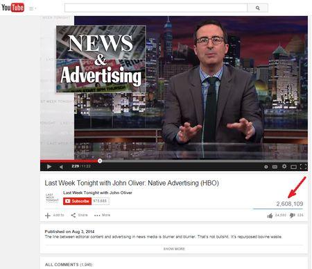グーグルやNYタイムズまでが、「広告」であることをなぜ隠したがるのか
