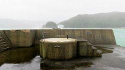 【台風24号】鹿児島・奄美で灯台が消失 根元から無くなる
