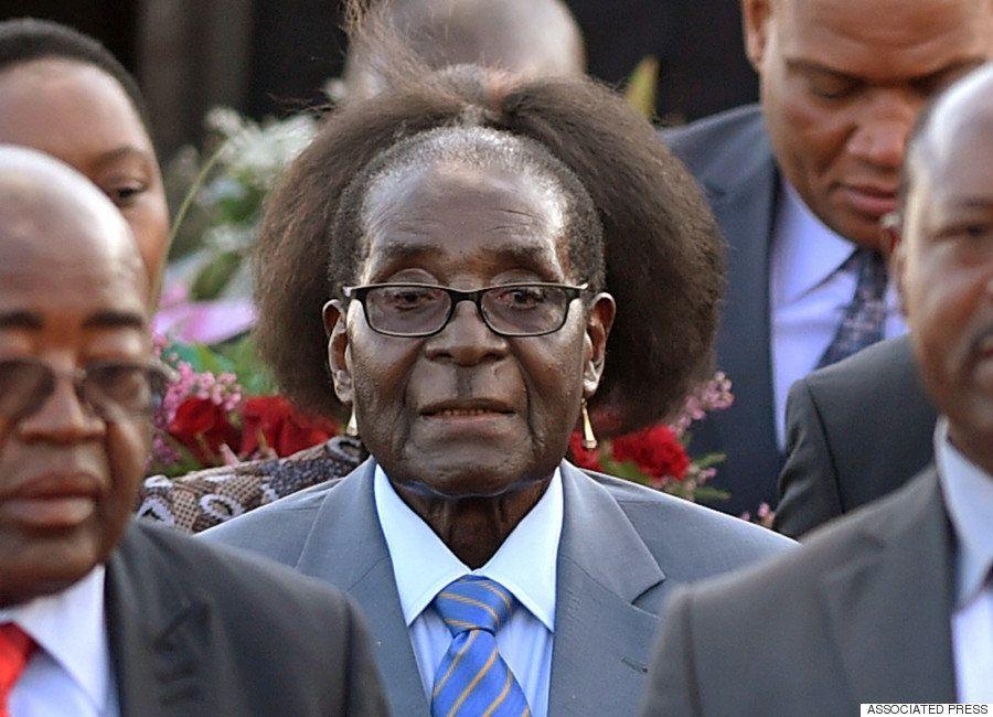 ジンバブエの独裁者、91歳。奇跡を起こす(画像)