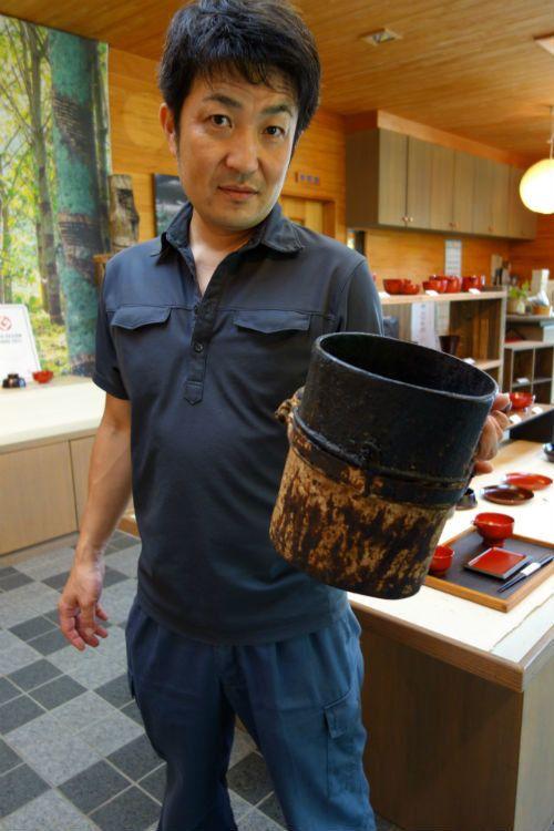 和の一滴 日本産漆の魅力を知りたい