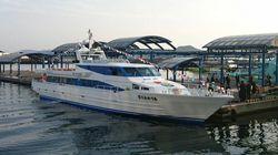五島産業汽船、突然の全船運休。再開時期は不明、経営上の問題か