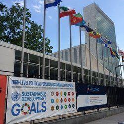 国レベルでのSDGs実施に関するレビューが行われた国際会議(HLPF)に参加して気づいたこと