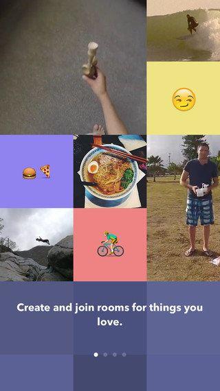 Facebookがつくった「2ちゃんねる」のような匿名掲示板アプリ