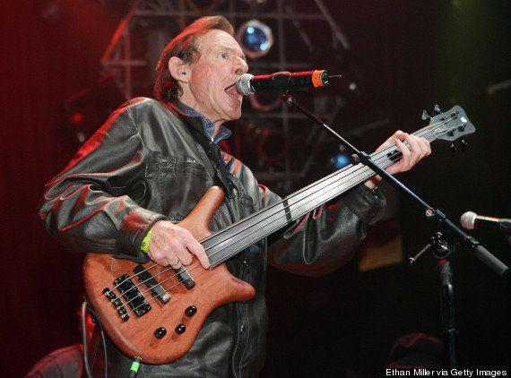 ジャック・ブルース氏死去 エリック・クラプトンとのバンド「クリーム」のベーシスト