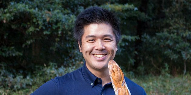 パンフォーユー代表取締役の矢野健太氏