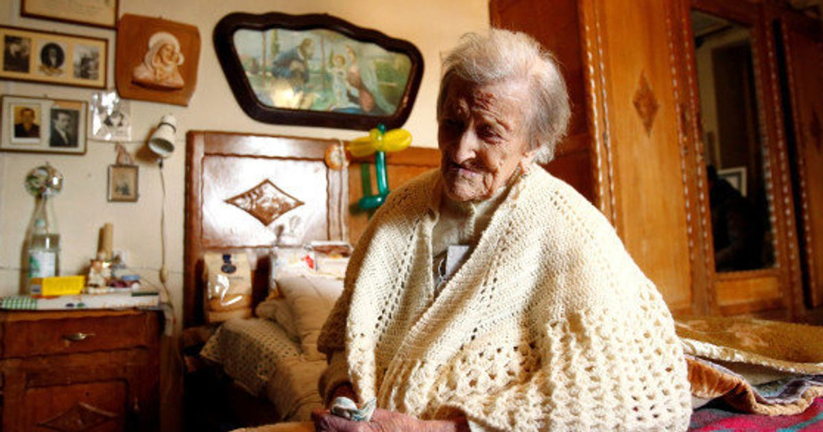 毎日のたまご」で117歳まで生きた 世界最高齢のイタリア人女性が死去 ...