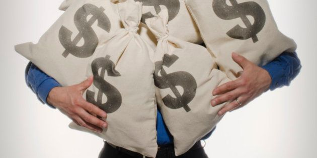 「米国政府よりも金持ちの米国人」ランキング
